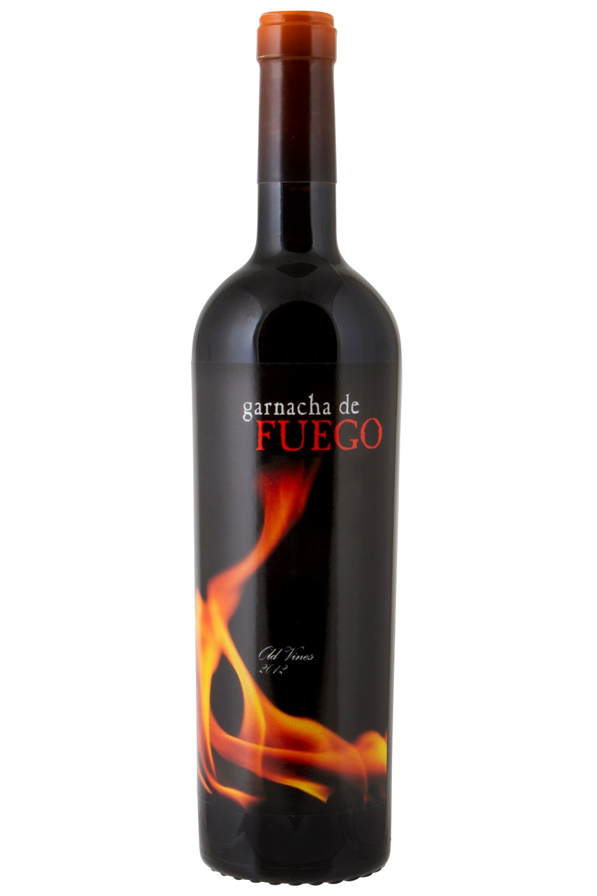 Garnacha De Fuego Red Wine Old Vines 2012