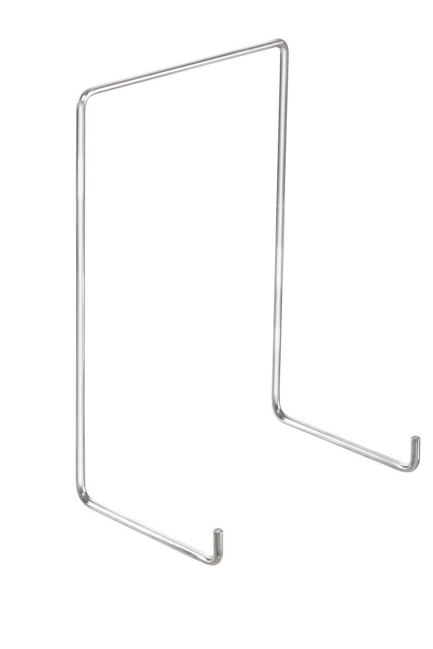 L Style Plate Stand - 125mm