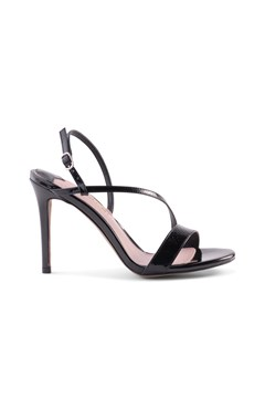 Dizzy High Heel Sandal BLACK 1