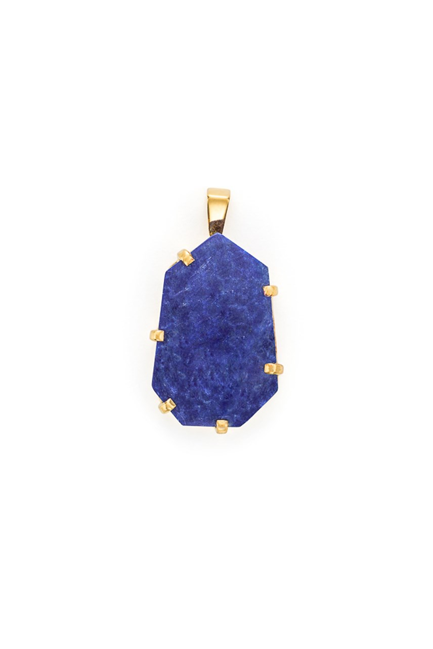 5th Symphony - Lapis Gold Amulet