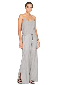 Magnolia Wide Leg Pant - black white