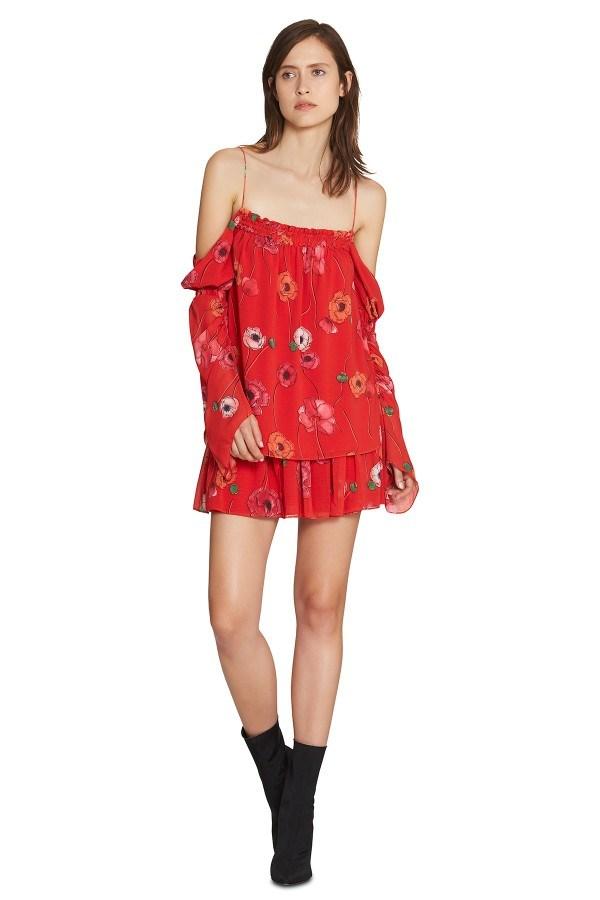 10de3690bf CAMILLA AND MARC. Stanwyck Wrap Dress. $720.00. Mona Top Mona Top