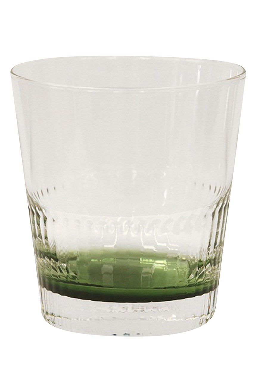 Ascot Green Tumbler - Set of 4