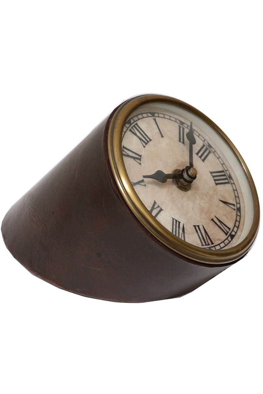Slanted Table Clock