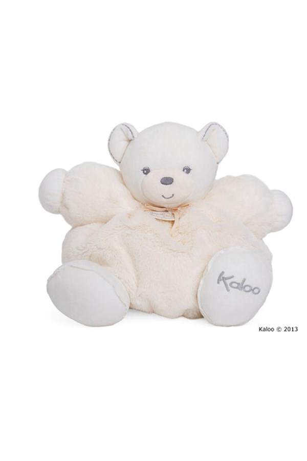 'Perle' Large Chubby Bear  Cream
