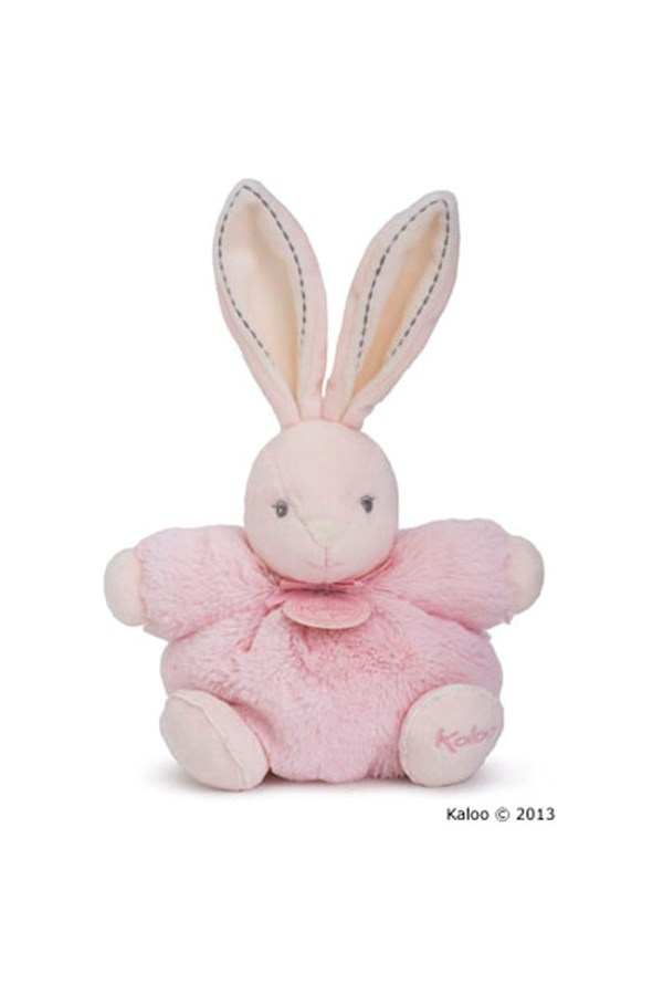 'Perle' Small Chubby Rabbit Pink