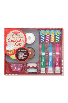 Bake & Decorate Cupcake Set 1
