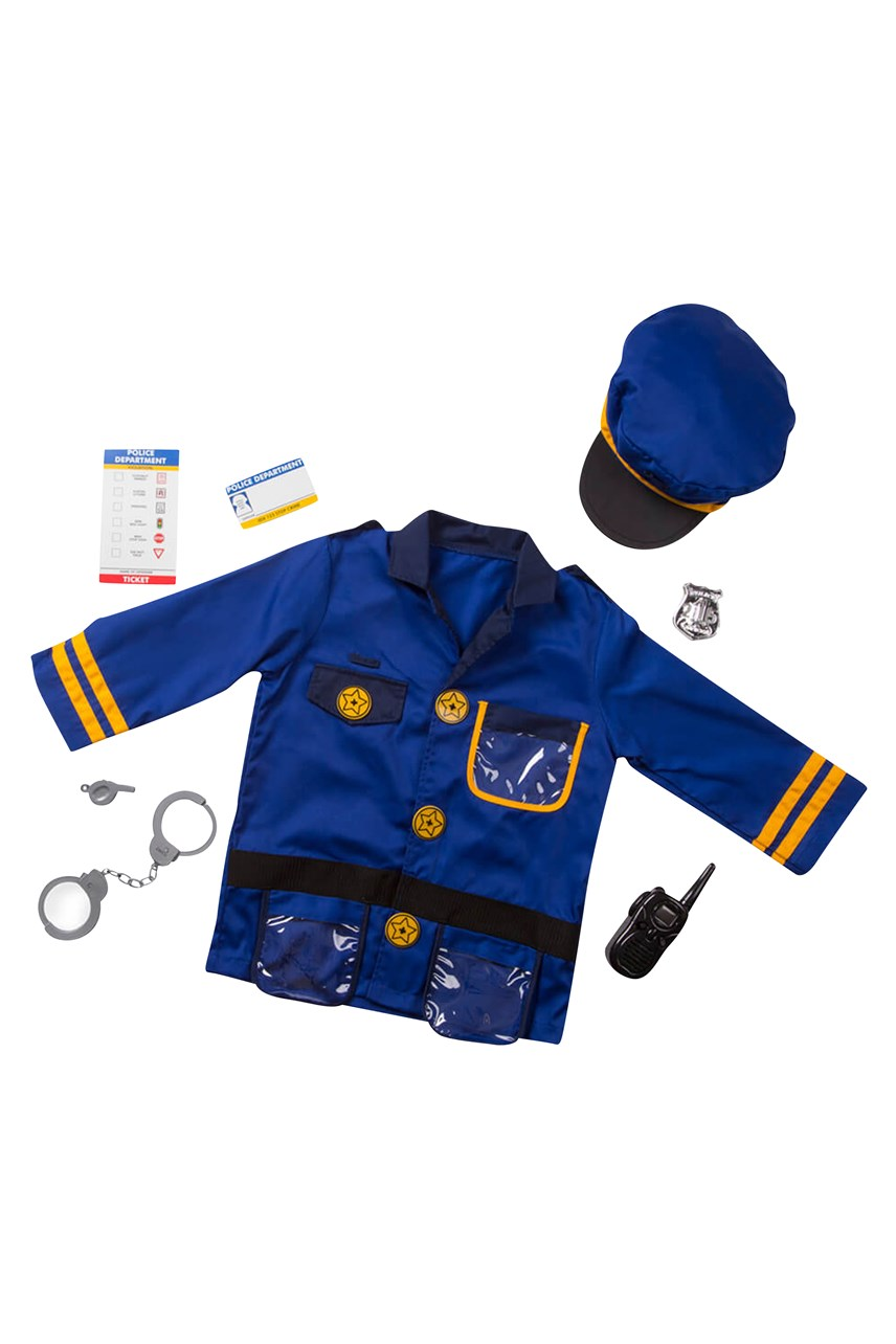 Police Officer Costume Set