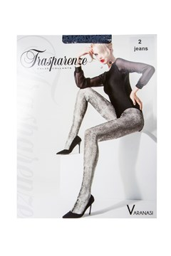Blue Varanasi Tights BLUE 1