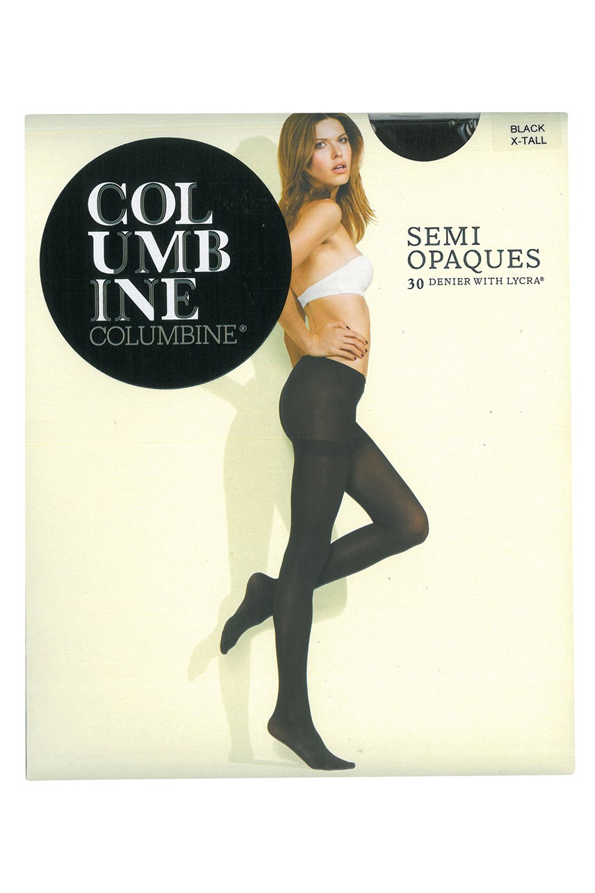 Semi Opaques 30 Denier Tights