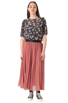Billowy Skirt ROSE 1