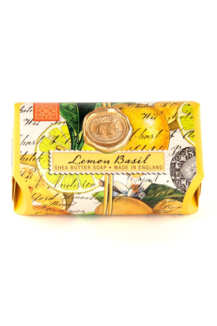 Lemon Bath Soap Bar