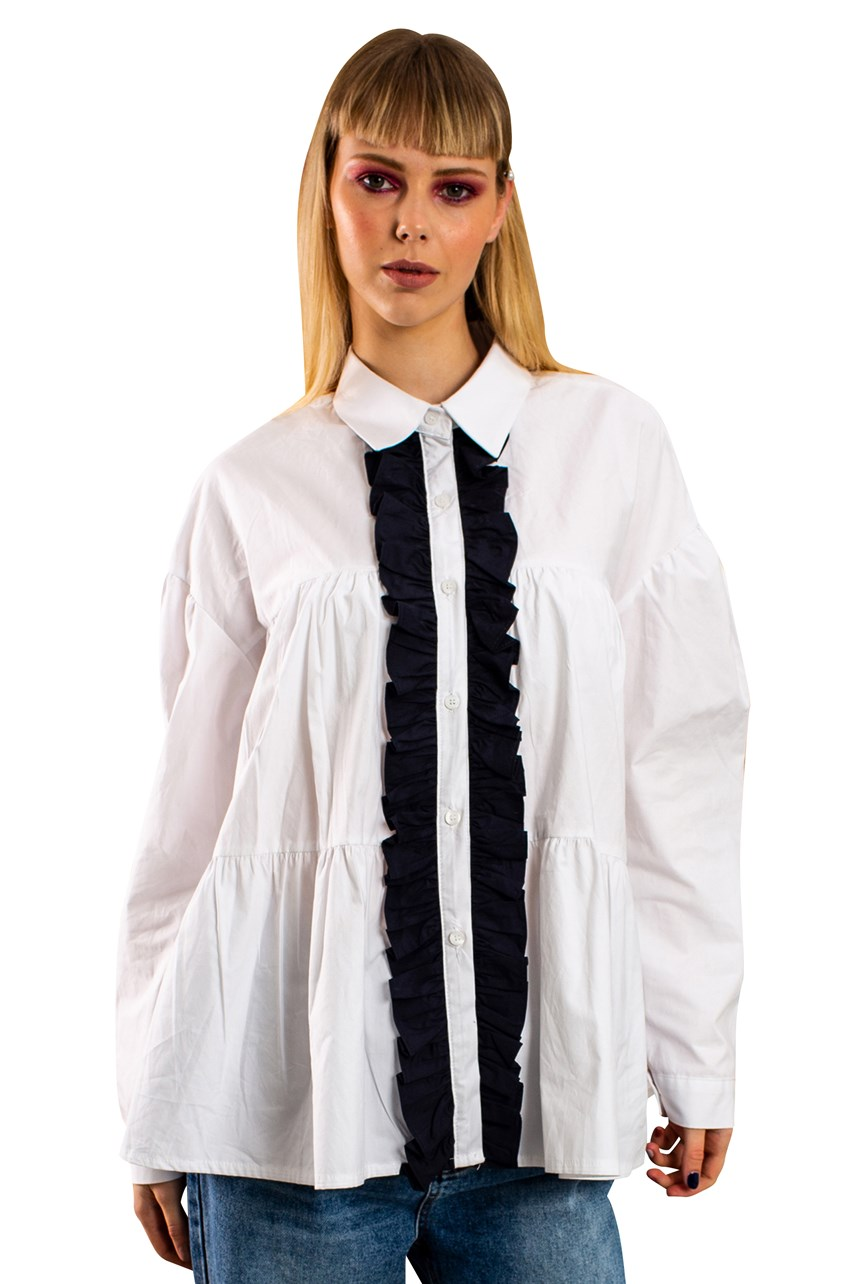Frill Out Shirt