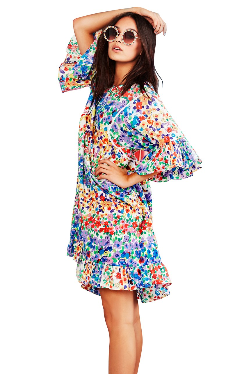 Fly Me To The Tunic Dress