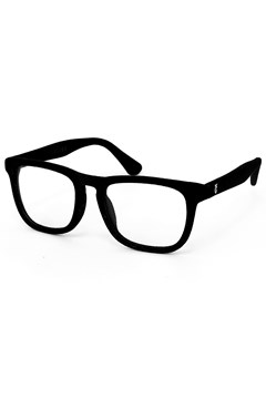 Hot Fuzz Reading Glasses BLACK 1
