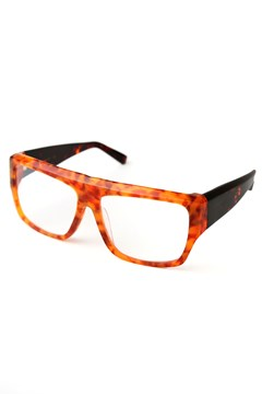 Eye for an Eye Reading Glasses AMBER 1