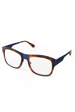 Eyes on the Prize Reading Glasses METAL BLUE 1