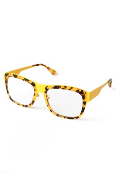 Eyes on the Prize Reading Glasses YELLOW 1