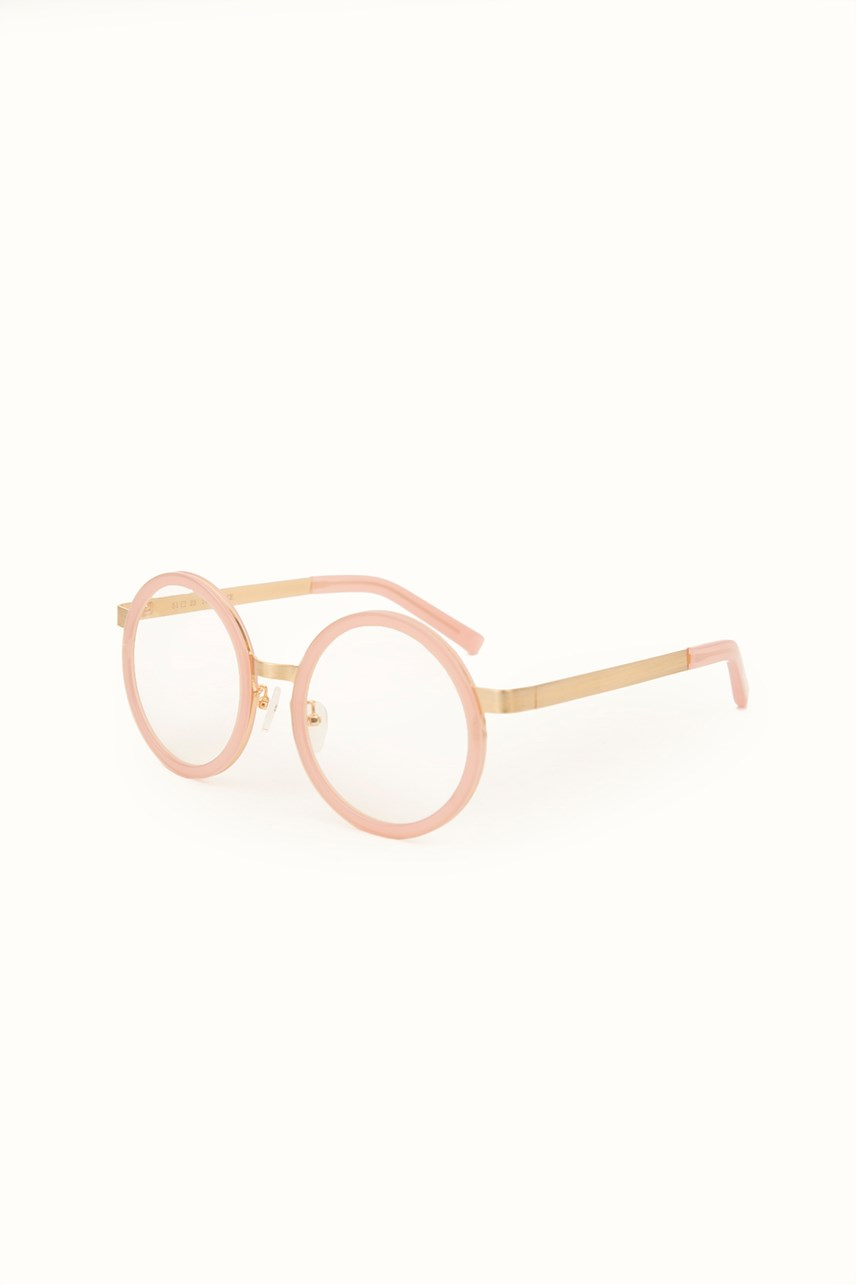 Gold Fashioned Reading Glasses