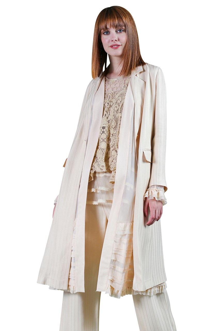 Duster Keaton Coat