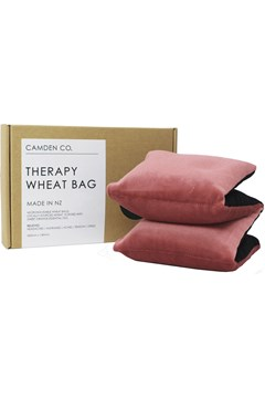 Velvet Wheat Bag - Blush BLUSH 1