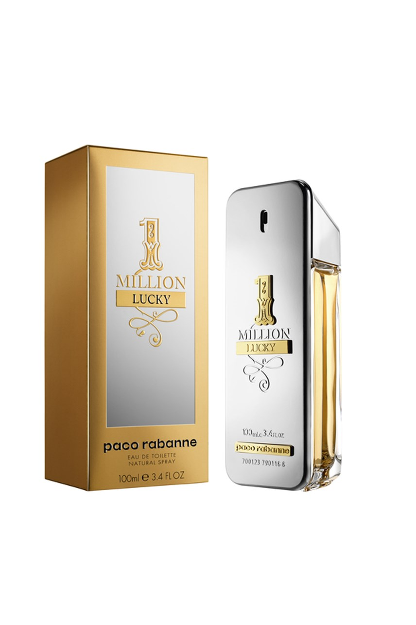 1 Million Lucky Eau de Toilette Fragrance Spray