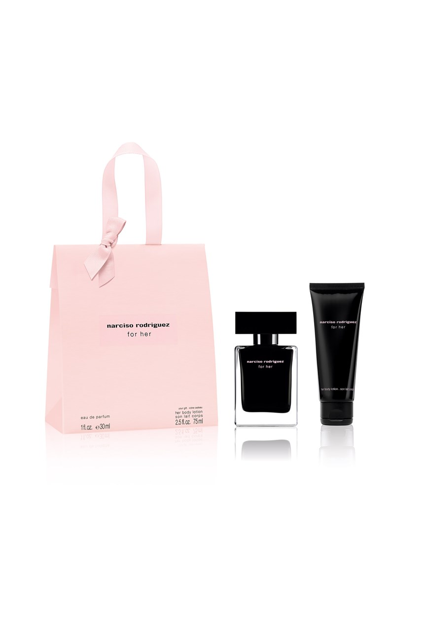 Narciso Rodriguez For her Eau de Toilette with Shopping Bag