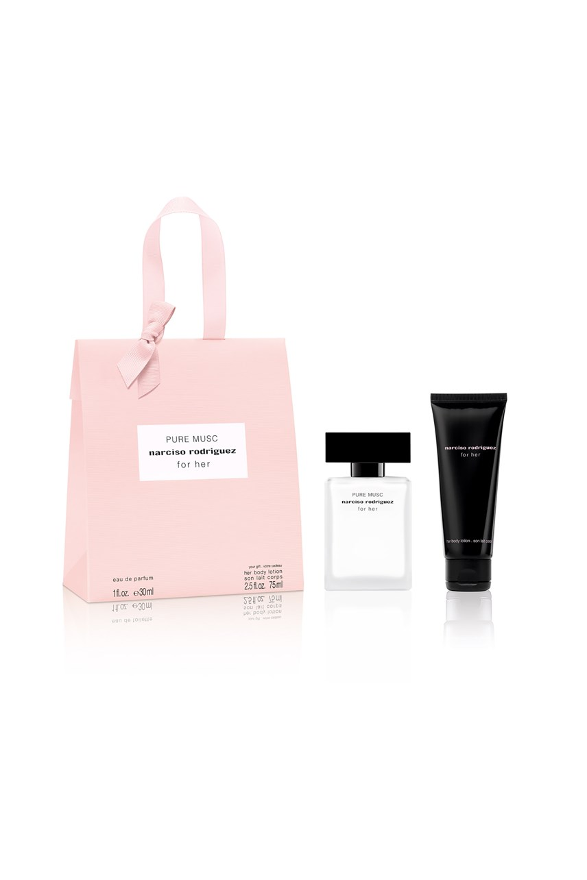 Narcio Rodriguez For Her Pure Musc Eau de Parfum with Shopping Bag