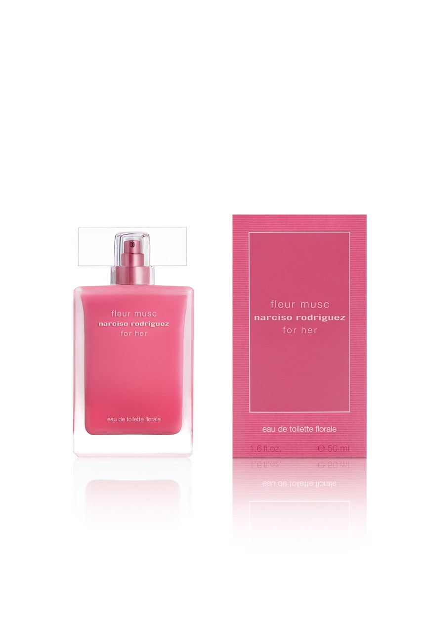 For Her Fleur Musc Eau de Toilette Floressence Fragrance Spray