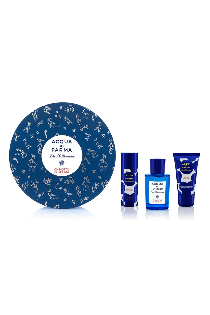 Blu Mediterraneo Chinotto di Liguria Eau de Toilette 75ml Set