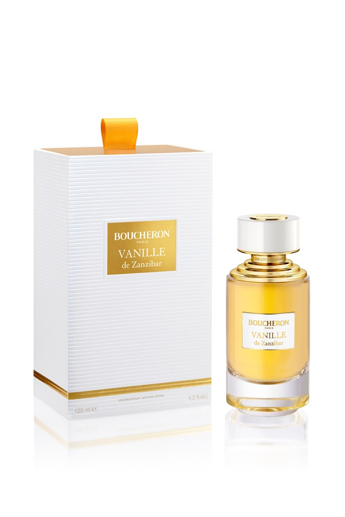 Vanille de Zanzibar Fragrance Spray