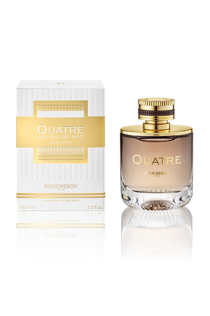 Quatre Absolu de Nuit for Her Eau de Parfum Fragrance Spray