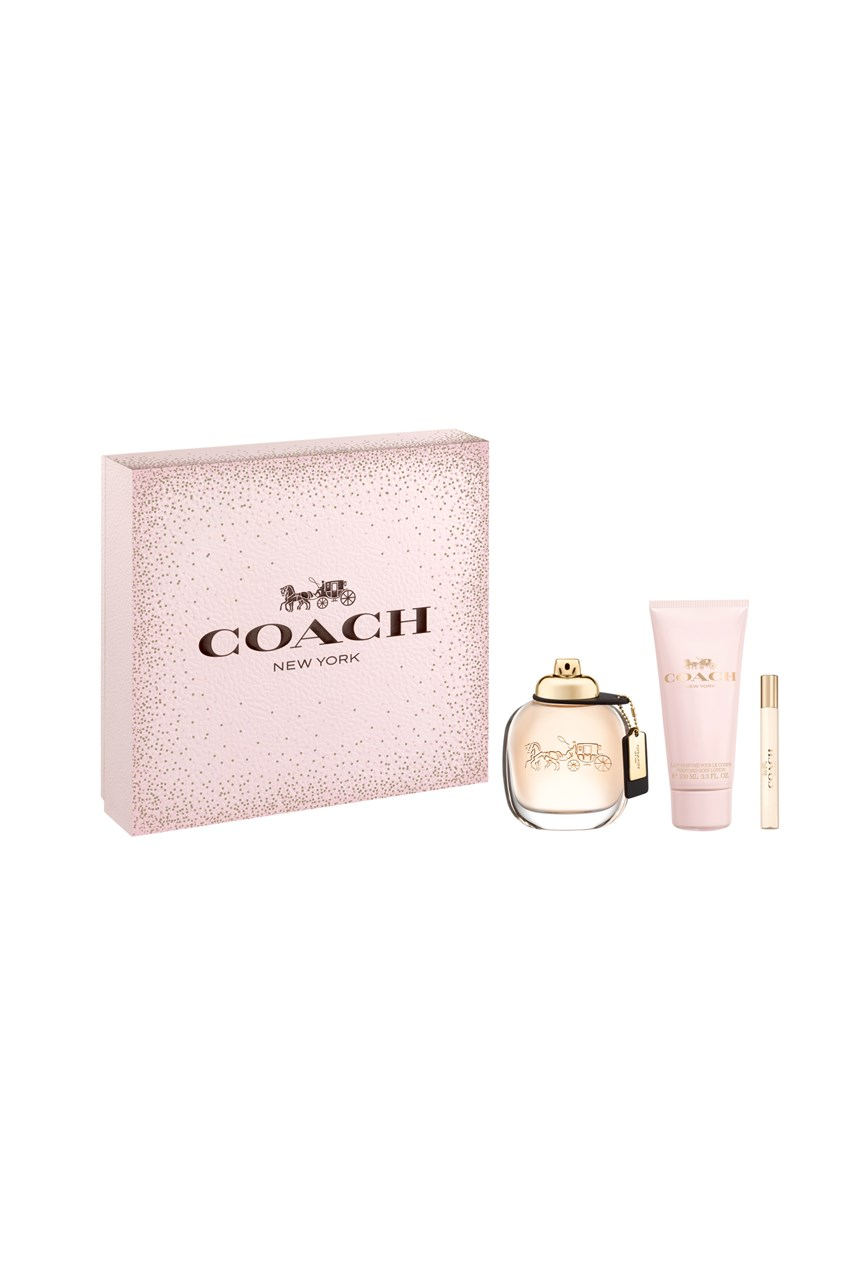 Coach Eau de Parfum 90ml Set