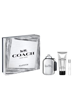 Coach Platinum Eau De Parfum 100ml Set 1
