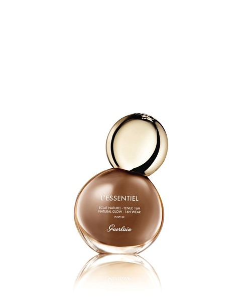 L'Essentiel Natural Glow Foundation - 16H Wear, SPF20 - 06n tres fonce