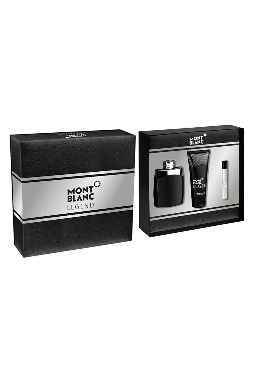 Montblanc Legend Eau De Toilette 100ml Set