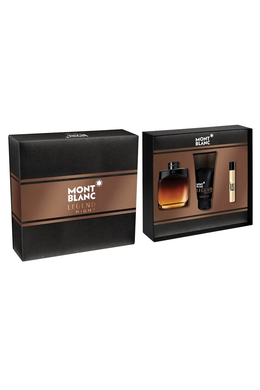 Montblanc Legend Night Eau De Parfum 100ml Set