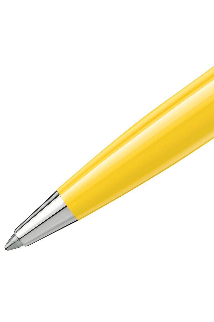 PIX Yellow Ballpoint Pen