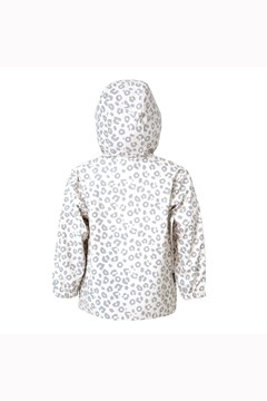 Grey Leopard Play Jacket - grey leopard