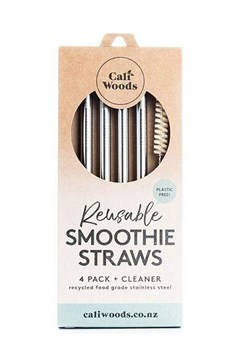Smoothie Straw Pack 1