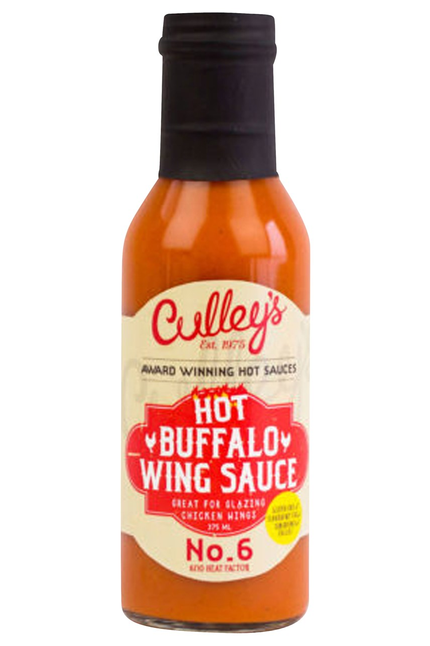 Culley's Hot Buffalo Wing Sauce