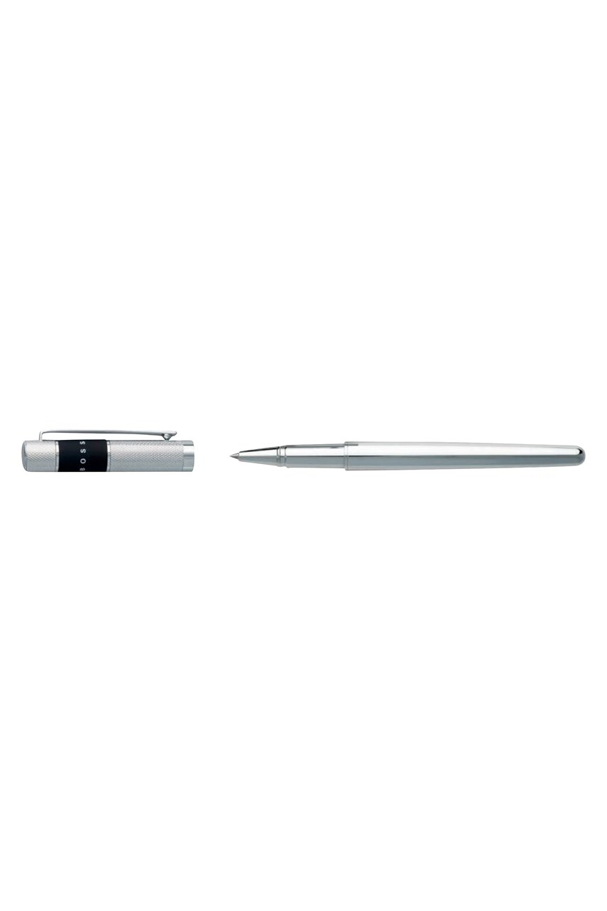 Ribbon Chrome Rollerball Pen