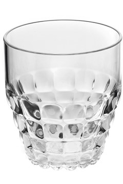 'Tiffany' Low Tumbler CLEAR 1