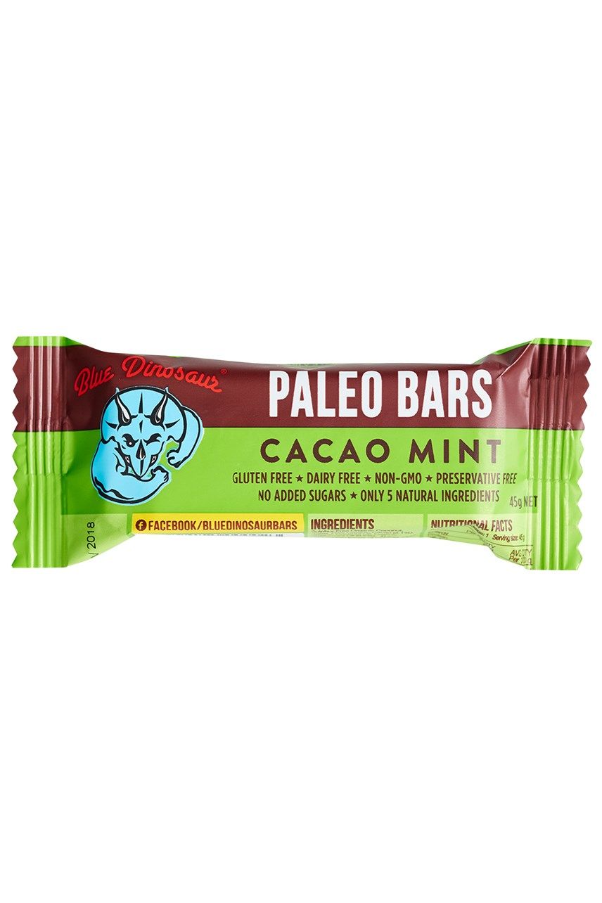 Cacao Mint Paleo Bar