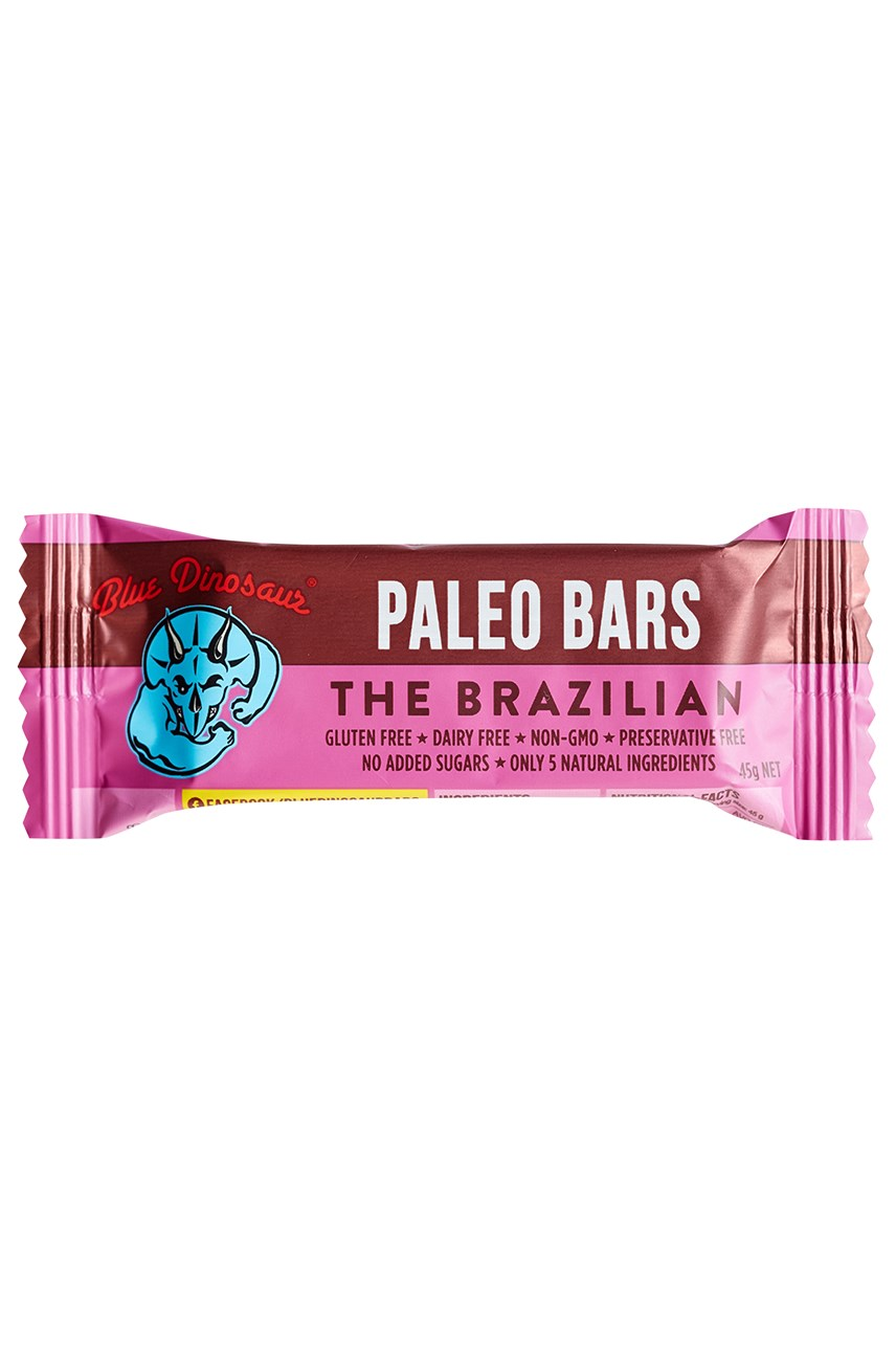 The Brazilian Paleo Bar
