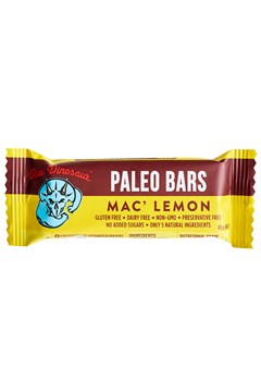 Mac' Lemon Paleo Bar 1