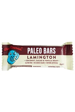 Lamington Paleo Bar 1