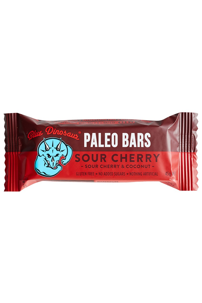 Sour Cherry Paleo Bar