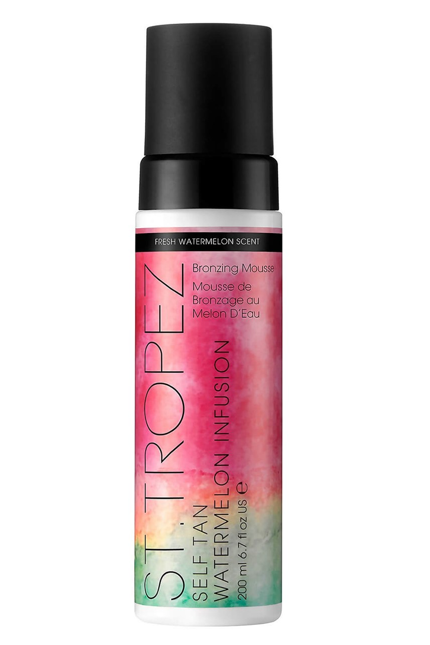 Self Tan Watermelon Infusion Bronzing Mousse