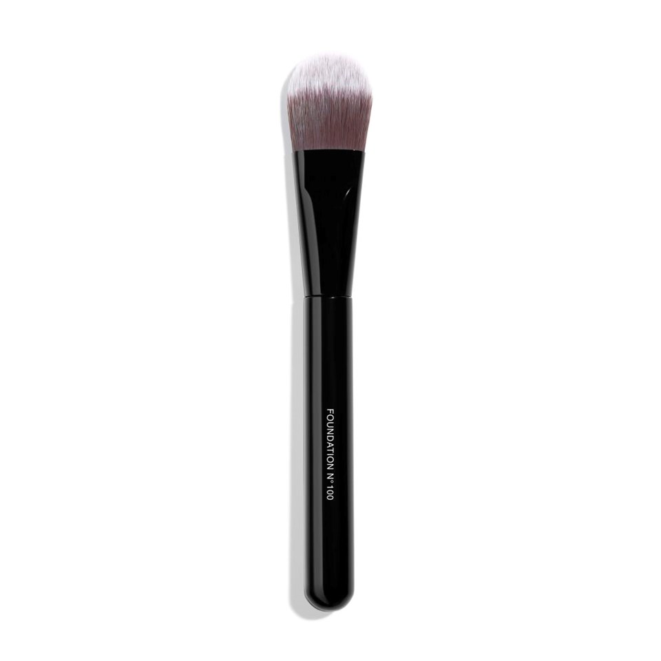 CHANEL | FOUNDATION BRUSH N°100 | FOUNDATION BRUSH